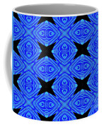 The Mask Masquerading In Blue Coffee Mug