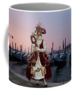 The Masks Of Venice Carnival Coffee Mug
