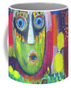 The Masks We Wear Coffee Mug