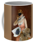 The Masque Coffee Mug