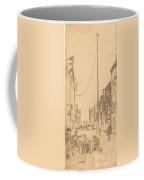 The Mast Coffee Mug