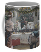 The Meal In The House Of The Pharisee Coffee Mug