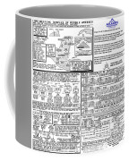 The Measurement Of Annual Time Coffee Mug