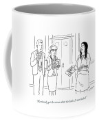 The Memo About The Leaks Coffee Mug
