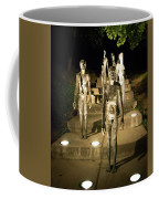 The Memorial To The Victims Of Communism Coffee Mug