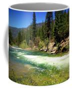 The Merced River In Yosemite Coffee Mug