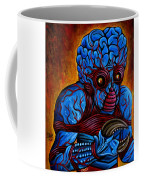 The Metaluna Mutant Coffee Mug