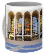 The Metropolitan Opera House Coffee Mug