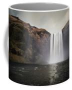 The Mighty Skogafoss Coffee Mug
