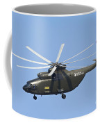 The Mil Mi-26 Cargo Helicopter Coffee Mug