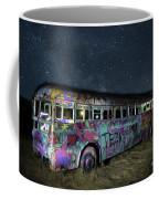 The Milky Way Bus Coffee Mug