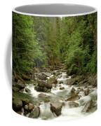 The Miller River  Coffee Mug