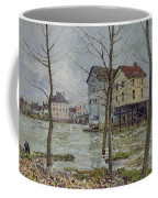 The Mills At Moret Sur Loing Coffee Mug