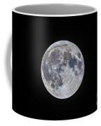 The Mini-moon Of March 5, 2015 Coffee Mug