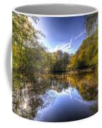 The Mirror Pond Coffee Mug