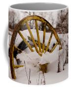 The Missing Wheel Coffee Mug