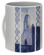The Mission In Evening Shadow Coffee Mug