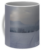 The Misty Wintery Afternoon Coffee Mug