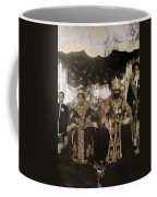 The Monarchs Haile Selassie The First Coffee Mug by W. Robert Moore