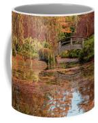 The Monet Bridge Coffee Mug