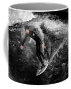 The Mono Sufer Coffee Mug