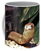 The Monocled Cobra Coffee Mug