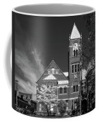The Monongalia County Courthouse - Morgantown West Virginia Coffee Mug