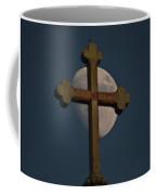 The Moon And The Cross II Coffee Mug