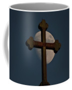 The Moon And The Cross IIi. Coffee Mug