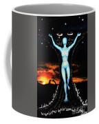 The Moon Goddess Coffee Mug