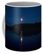 The Moon Over Saari-soljanen Coffee Mug
