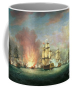 The Moonlight Battle Coffee Mug