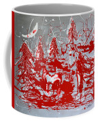 The Moonlit Woods Coffee Mug