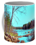 The Moose River At Lyonsdale Coffee Mug