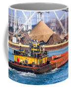 The Morgan And Barge Coffee Mug