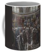 The Morning Judgement Coffee Mug by Tissot
