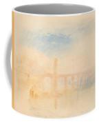 The Moselle Bridge, Coblenz Coffee Mug