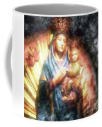 The Mother Of The King Is Queen Coffee Mug