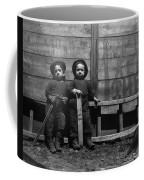 The Mott Street Boys Coffee Mug