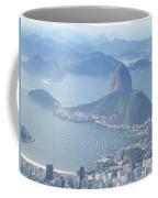 The Mountain In The Mist Coffee Mug