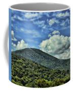 The Mountain Meets The Sky Coffee Mug