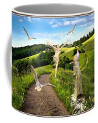 The Mountain Road  1 Coffee Mug
