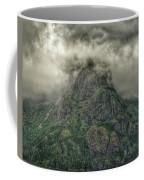 The Mountains Of Alaska  Coffee Mug