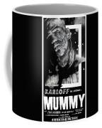 The Mummy 1932 Movie Poster  Coffee Mug