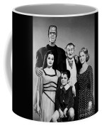 The Munster Family Portrait Coffee Mug