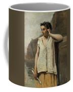 The Muse. History Coffee Mug