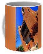 The Museum Of Art In Santa Fe Coffee Mug