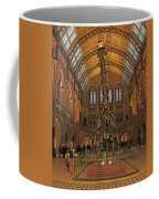 The Museum Of Natural History... London Coffee Mug