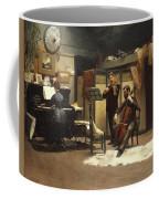 The Musicale, Coffee Mug