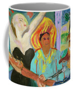 The Musician, The Big Easy Coffee Mug